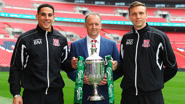Sport Fa Vase Final Radio Woking