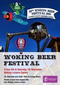 Woking Beer Festival