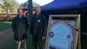 Zafar Iqbal and Paul Rimmer