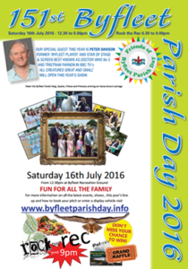 Byfleet Parish Day