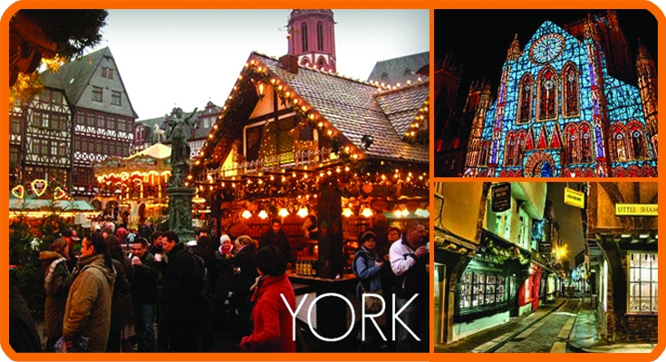 The Festive York Explorer