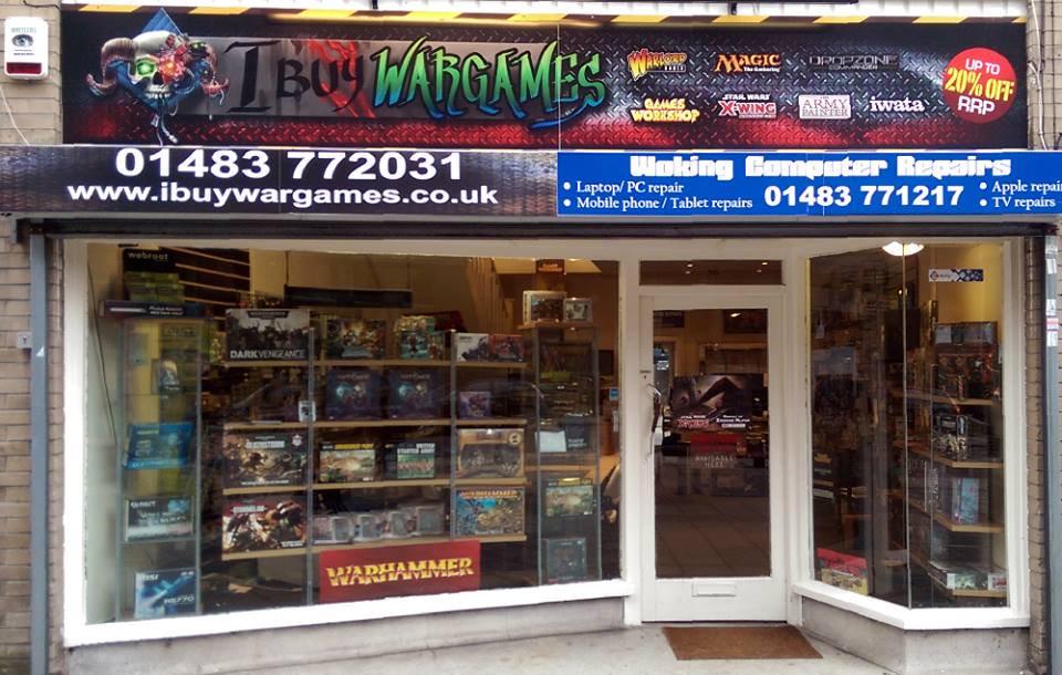 The WLW Show 1/2/17 – Ian Simpkins talks 'I Buy Wargames