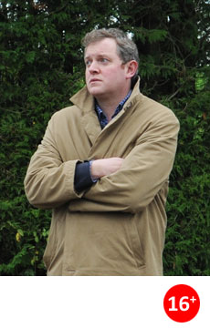 Miles Jupp @ Princes Hall