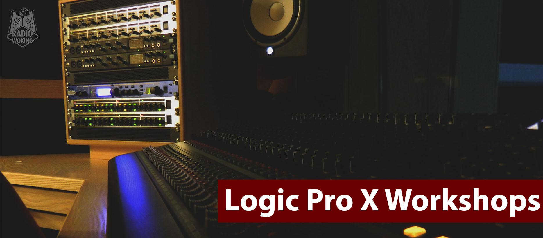 Logic Pro X Workshops