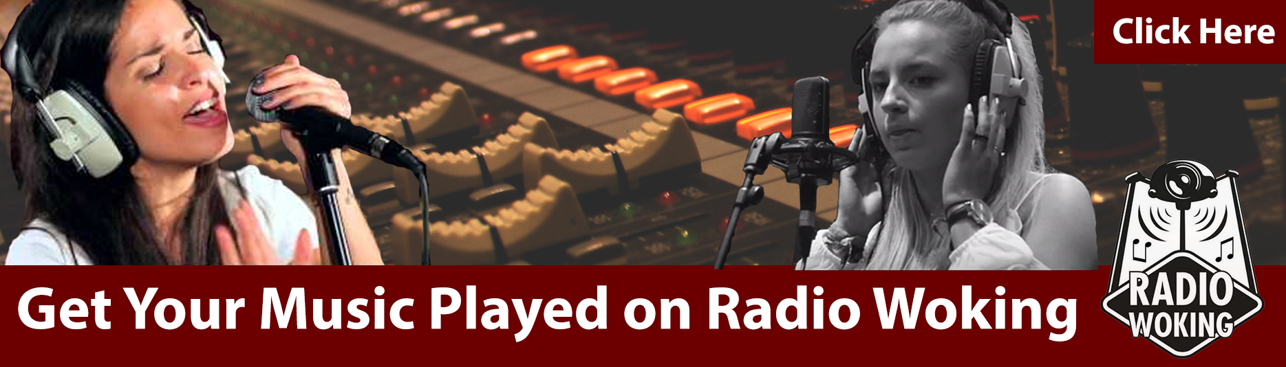 Get your music played on radiowoking