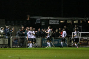 Bromley secure comeback with a winner